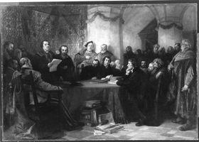 Das Marburger Religionsgespräch