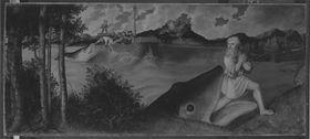 Magdalenenaltar: Jonas und der Wal