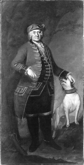 Emmerich Josef Freiherr von Breidbach, Erzbischof und Kurfürst von Mainz