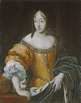 Kurfürstin Henriette Adelaide von Savoyen