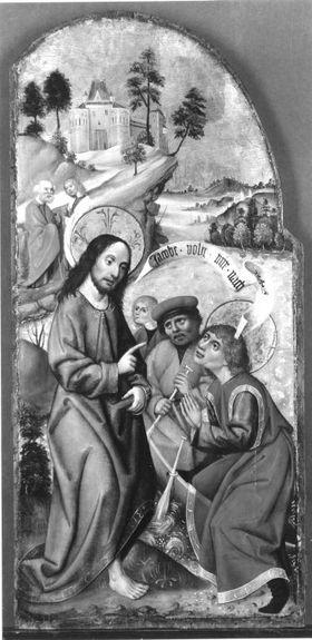 Berufung des Apostels Jakobus d. Ä.