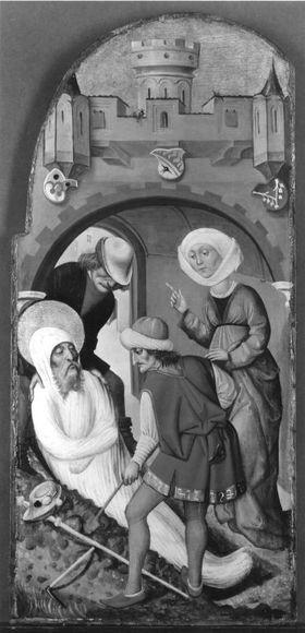 Bestattung des Apostels Jakobus d. Ä.