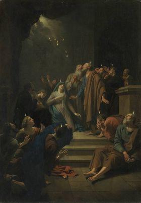 Ausgießung des Heiligen Geistes (Pfingstfest)