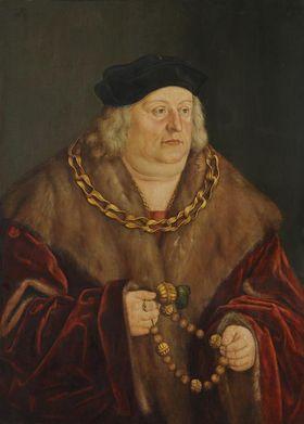 Herzog Albrecht IV. der Weise von Bayern