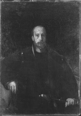 Georg von Marées, der Bruder des Künstlers