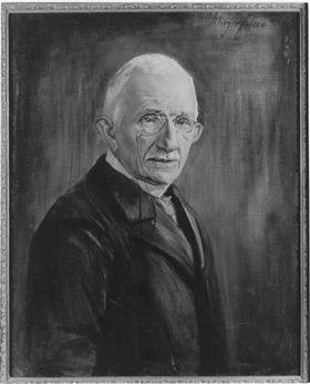 Staatsminister Max Graf von Feilitzsch