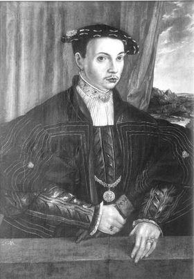 Bildnis eines jugendlichen Prinzen (früher: Herzog Albrecht V. von Bayern)
