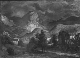 Landschaft bei Füssen