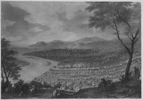Entsatz der Festung Gran im Jahr 1685