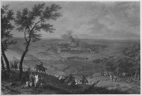 Die Eroberung der Festung Neuhäusl 1685