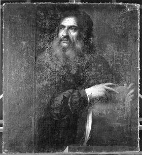 Bildnis eines alten Mannes (Philosophen)