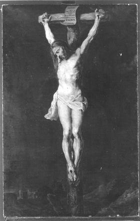 Christus am Kreuz (Kopie nach Rubens, Inv. Nr. 339)