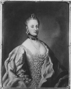Maria Anna, Gemahlin des Kurfürsten Max III. Joseph von Bayern