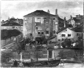Venezianische Landschaft