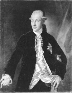 Markgraf Karl Alexander von Ansbach-Bayreuth