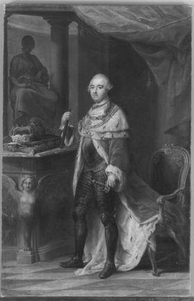 Kurfürst Carl Theodor von der Pfalz