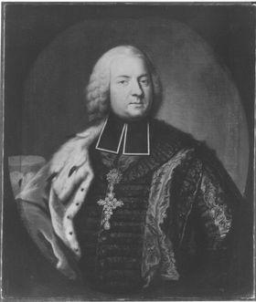 Fürstbischof Adam Friedrich Graf von Seinsheim