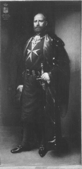 Graf Ceschi von Santa Croce, Großmeister des Malteser-Ordens