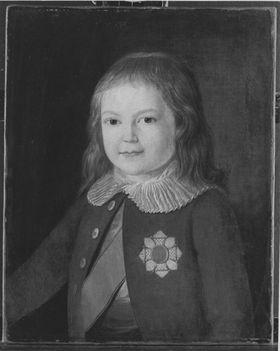 Junger kurpfälzischer Prinz (Karl August Friedrich, Erbprinz von Pfalz-Birkenfeld-Zweibrücken, 1776-1784) (?)