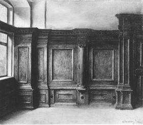 Interieur aus Nürnberg