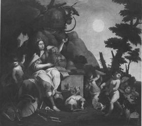 Ferdinand Maria von Bayern, Allegorie