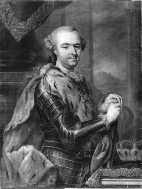 Bildnis des Kurfürsten Karl Theodor
