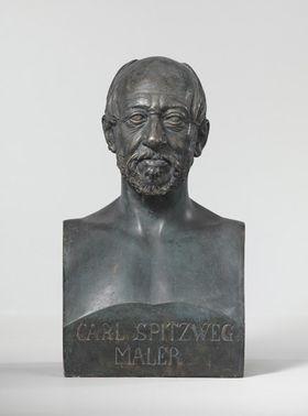 Der Genre- und Landschaftsmaler Carl Spitzweg (1808 - 1885)