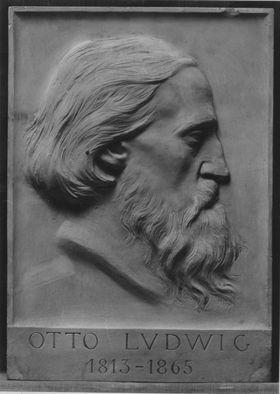 Der Dichter Otto Ludwig