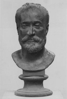 Der Schriftsteller Heinrich Homberger