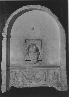 Modell für das Denkmal des Geigers Joseph Joachim in Berlin