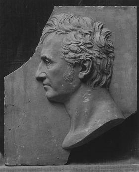 Bildnis eines Mannes aus der Goethezeit