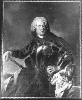 Herzog Friedrich Ludwig von Württemberg