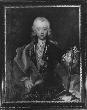 Markgraf Karl Wilhelm Friedrich von Brandenburg-Ansbach als 17-Jähriger