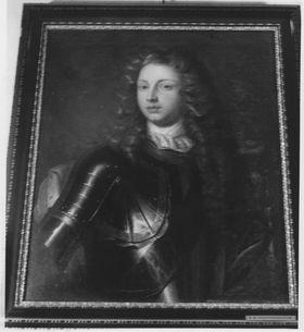Bildnis des Markgrafen Johann Friedrich von Brandenburg-Ansbach