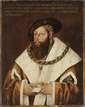 Herzog Georg der Reiche