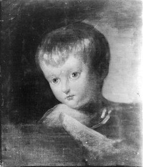 Langers Sohn Carl Lambert (?) als Kind