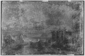 Leichenbegängnis eines Dogen von Venedig