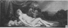 Schlafende Venus