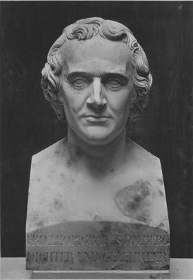 Der Dichter Friedrich Leopold Graf zu Stolberg (1750 - 1819)