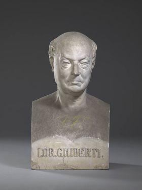 Der Bildhauer Lorenzo Ghiberti (um 1378 - 1455)