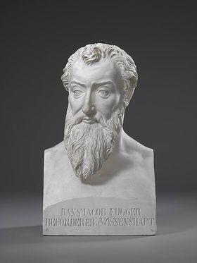 Der Kaufmann und Büchersammler Hans Jakob Fugger (1516 - 1575)