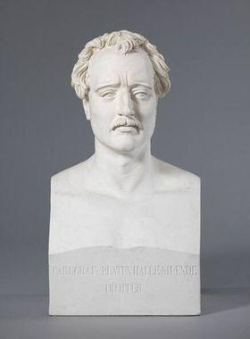 Der Dichter August Graf von Platen-Hallermünde (1796 - 1835)