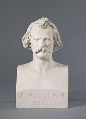 Der Genre- und Historienmaler Moritz von Schwind (1804 - 1871)