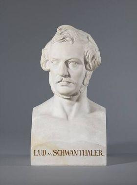 Der Bildhauer Ludwig von Schwanthaler (1802 - 1848)