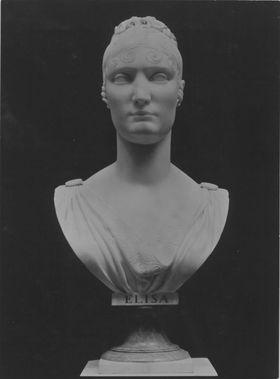 Elisa Bonaparte (1777 - 1820), Fürstin von Lucca und Piombino und Großherzogin der Toskana