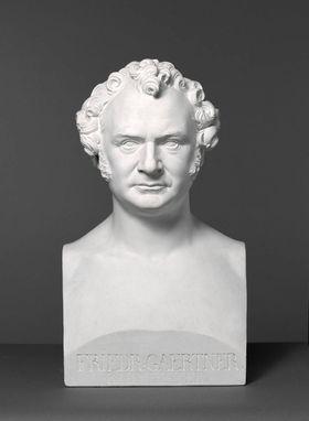Der Architekt Friedrich von Gärtner (1791 - 1847)