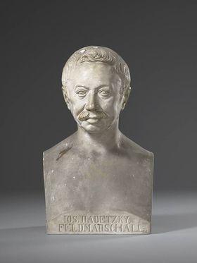 Der österreichische Feldmarschall Josef Wenzel Graf Radetzky (1766 - 1858)
