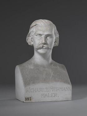 Der Landschaftsmaler Richard Zimmermann (1820 - 1875)
