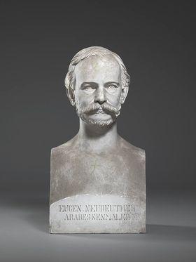 Der Maler Eugen Napoleon Neureuther (1806 - 1882), Leiter der kgl. Porzellanmanufaktur
