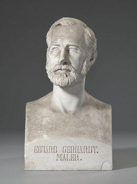 Der Maler Eduard Gerhardt (1813 - 1888)